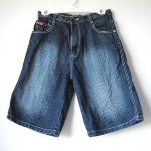 Boys denim shorts by South Pole